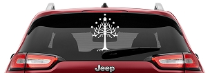 Tree of Gondor Vinyl Decal